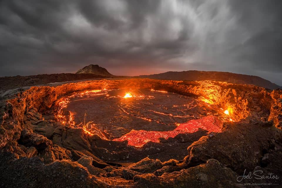 4 days danakil depression