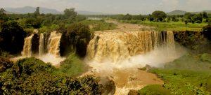 Tiss Abay Water Fall